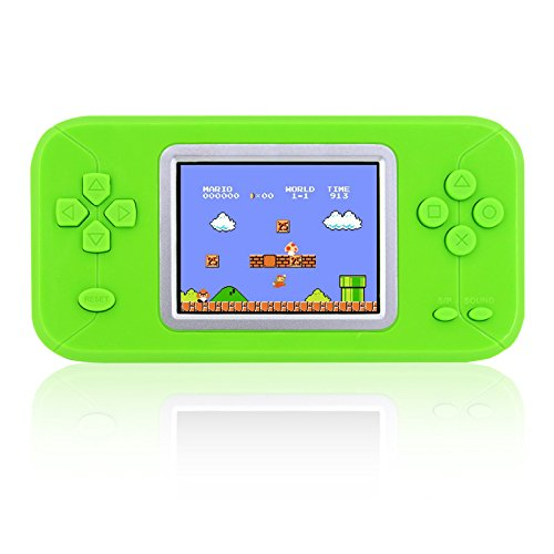 Etbotu Portable Hand-held Game Console,Pre-loaded Retro Game Player with Color Screen