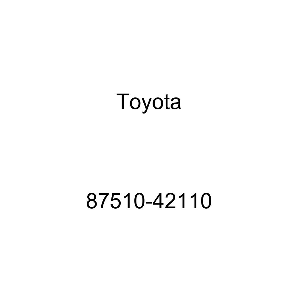 TOYOTA Genuine 87510-42110 Seat Cushion Heater Assembly