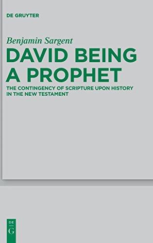 David Being a Prophet