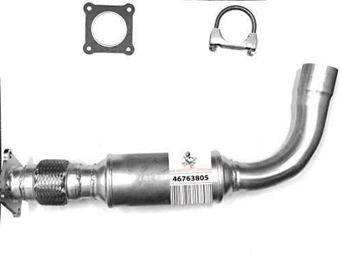- TED Direct-Fit Catalytic Converter Fits: 08-10 Grand Caravan/Town&Country 3.3/3.8L