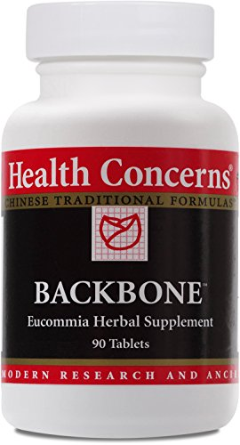 Health Concerns – Backbone – Eucommia Herbal Supplement – Wan Du Hua Yu Tang – Supports Bone Health and Healthy Blood Flow – 90 Tablets