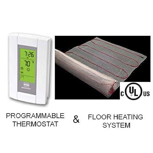Under Tile Floor Heating System Amazon