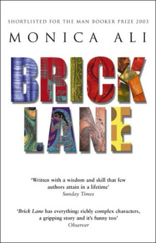 Image result for brick lane book cover