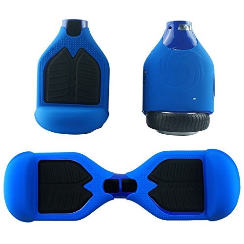 Silicone Case for SWAGTRON Electric Self Balancing Scooter F