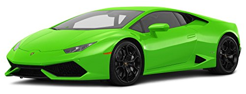 2015 Lamborghini Huracan, 2-Door Coupe LP 610-4, Verde Mantis 4-Layer