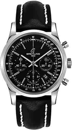 Breitling Transocean Chronograph Men's Watch AB015212/BA99-435X