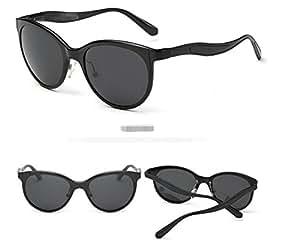 Gafas De Sol De Las Gafas De Sol Polarizadas,Black