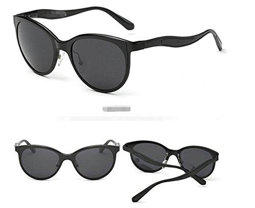 De Polarizadas Gafas Sol De Las Sol Blue Gafas Black De wXxxfAHTq