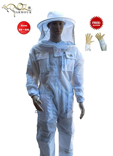 ultra breeze bee suit small - 8