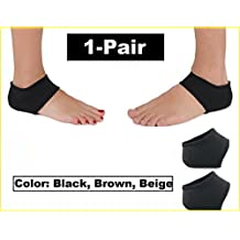 Plantar Fasciitis Therapy &Arch Support Wrap / Heel Foot Pain Sock +Gift
