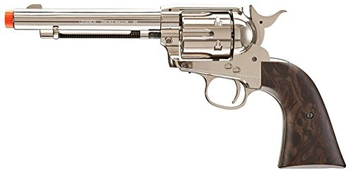 Legends Smoke Wagon Full Metal Airsoft CO2 Revolver Review