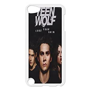 T-TGL(RQ) Personalized Teen Wolf Pattern Protective Hard Case for Ipod Touch 5