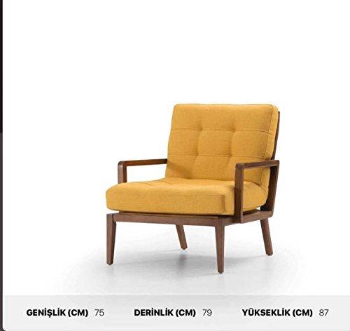 Amazon.com: Secret Sofa 2 Seater Grey - Linen: Kitchen & Dining