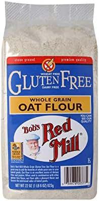 Flours & Meals: Bob's Red Mill Gluten Free Oat Flour