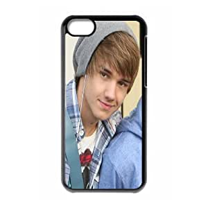 IPhone 5C Cases Liam Payne (One Direction for Women Protective, Iphone 5c Cases for Guys for Women Protective [Black]