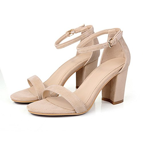 1TO9 Womens Non-Marking Mini-Size Sandals Urethane Sandals MJS03087 Apricot PXHgoQ