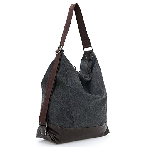 Brown Super Zipped Shoulder Womens Beige Dark Main Vadooll black Navy Handbag With Bag Gray Compartments Tan Two Soft Nappa H5Onnqvw