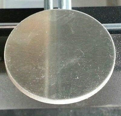 "8/"" Dia..x .250 1//4/"" Steel Sheet Circle Disc Plate"