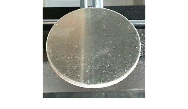 """Aluminum Round Disc 6061 .188 3//16/"""" Thick 12/"""" Dia"""