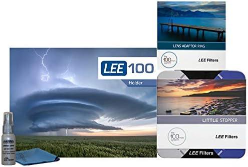 LEE Filters LEE100 67mm リトルストッパーキット - LEE100ホルダー 100mm リトルストッパー 67mm 広角リング