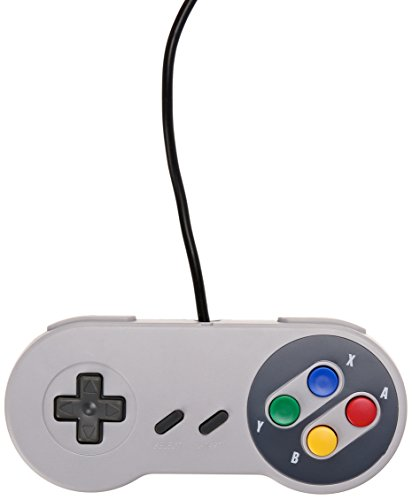 TTX Tech Super Famicom Style Controller Limited Edition for Wii