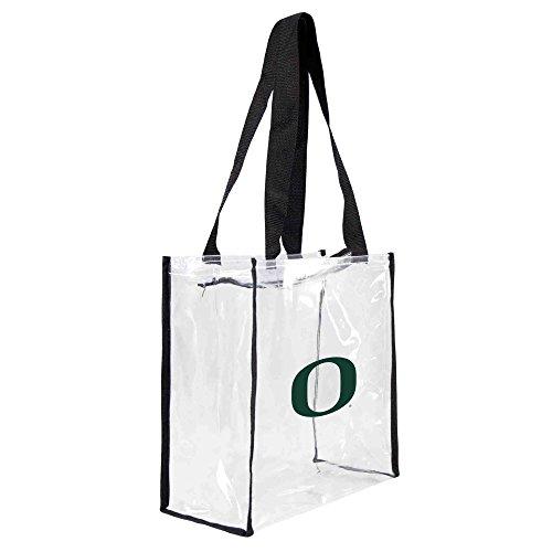 - Littlearth NCAA Oregon Ducks Clear Square Stadium Tote