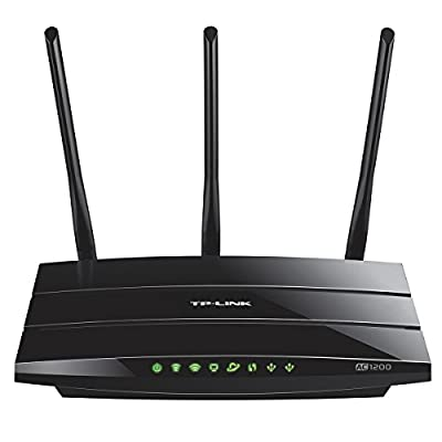 TP-Link AC1200 Smart WiFi Router - 5GHz Dual Band Gigabit Wireless Internet Routers for Home(Archer C1200) by TP-LINK
