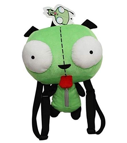 Xeni 12'' Invader Zim Gir Plush Backpack - 30cm ()