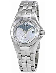 Technomarine Womens Cruise Quartz Stainless Steel Casual Watch, Color:Silver-Toned (Model: TM-115185)