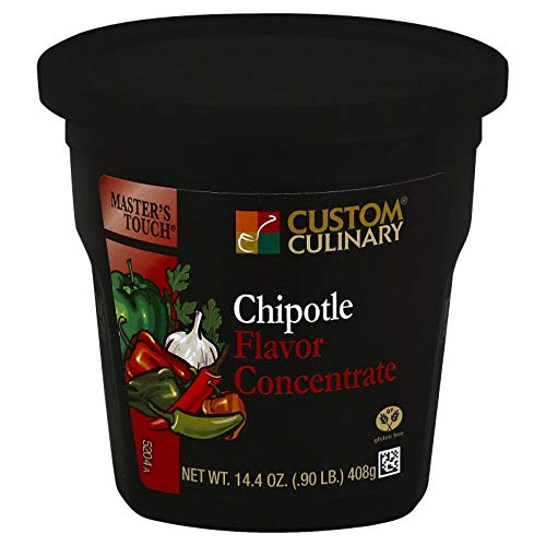 Masters Touch Chipotle Flavor Concentrate, 14.4 Ounce -- 6 per ()