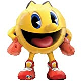 PAC-MAN Shaped Arcade Game Character 36 Birthday Party Mylar Foil Balloon