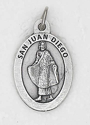 San Juan Diego Premium Spanish Medal -