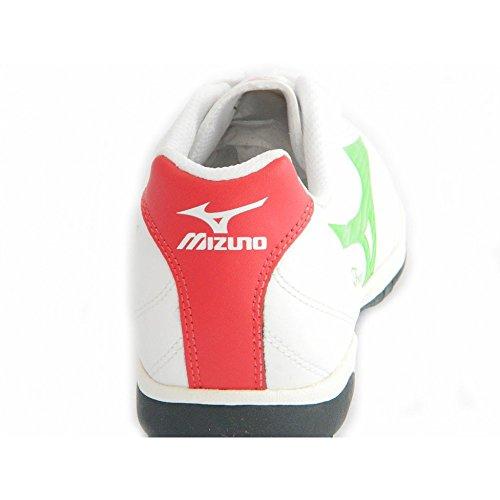 Mizuno - Mizuno calcetto Fortuna 4 As Bianco Verde 36832