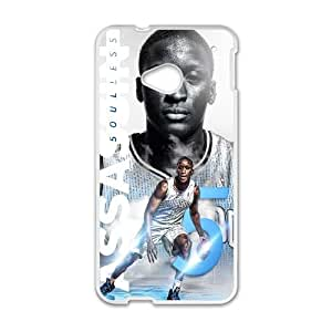 HTC One M7 Cell Phone Case White Victor Oladipo LSO7929145