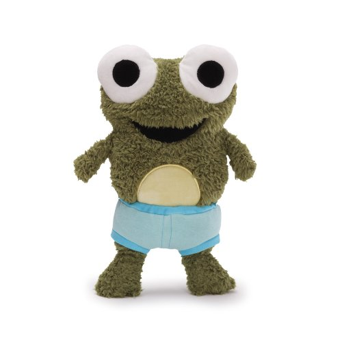 Froggy Plush - Gund Bear in Underwear - Froggy 9