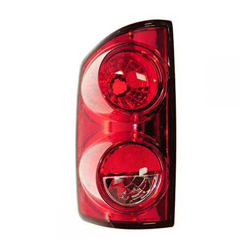Taillight Taillamp Rear Brake Light Driver Side Left LH for Dodge Ram Truck