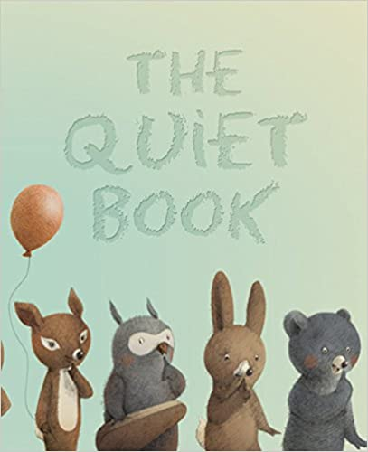 The Quiet Book | Bedtime stories | Beanstalk Mums