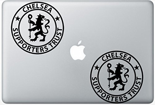 Price comparison product image Chelsea Fc FlashDecals0375 Set Of Two (2x) , Decal , Sticker , Laptop , Ipad , Car , Truck