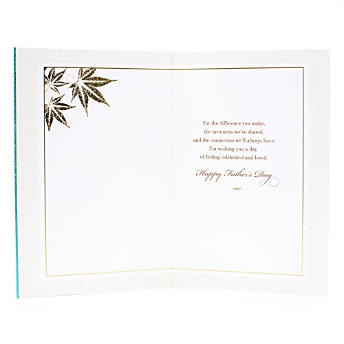 Hallmark Father's Day Greeting Card for Family or Relative (Connection We'll Always Have) Photo #4