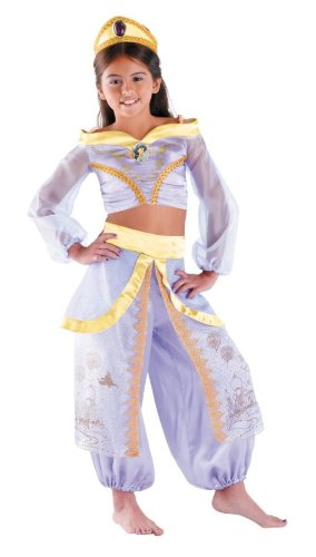 Storybook Jasmine Prestige Child Costume - (Jasmine Costume For Baby)