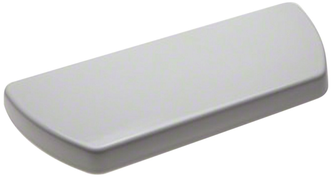 KOHLER K-84591-33 Well Worth Toilet Tank Cover, Mexican Sand