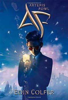 Artemis Fowl 0786817879 Book Cover