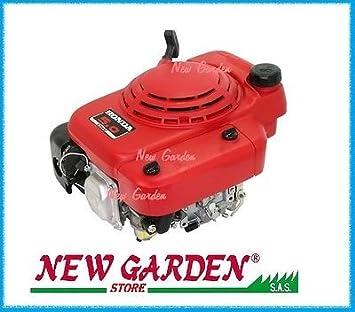 Motor Cortacésped Honda GXV 140 5HP Árbol 22 x 80 mm Vertical ...