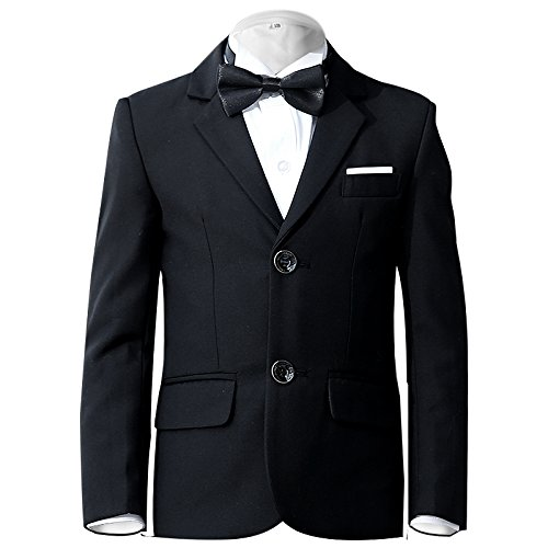 Amazon.com: yanlu Classic Boys Blazer Chaquetas Dresswear ...
