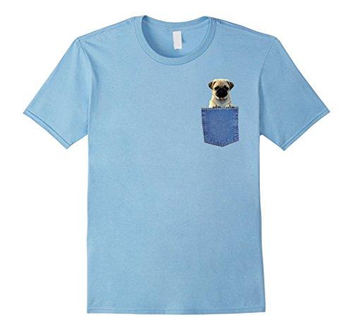 y t shirt (Funny Pug)