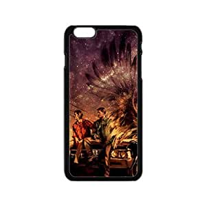 Magical eagle and man Cell Phone Case for Iphone 6
