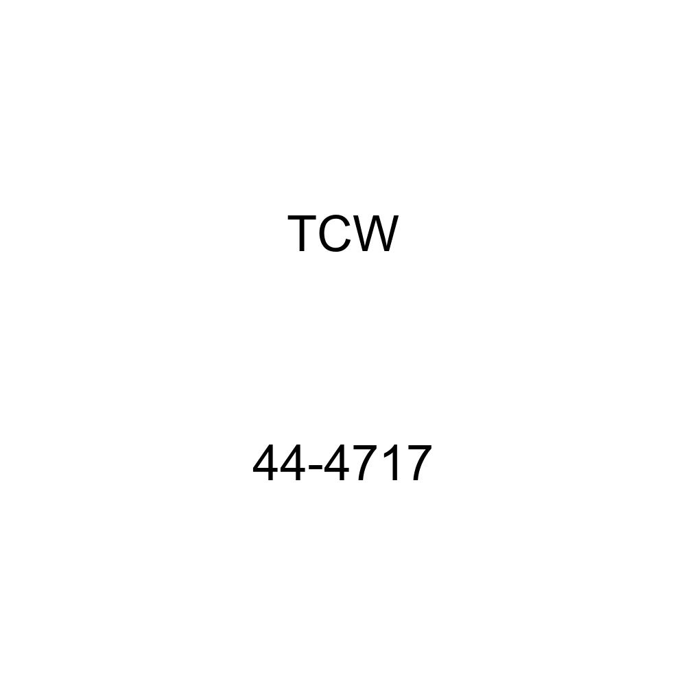 TCW Quality A//C Condenser 44-4717 with Perfect Vehicle Fitment