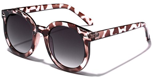 63ec92c7cf4d Vintage Retro 80 s Round Frame Women s Fashion Sunglasses - Buy Online in  Oman.