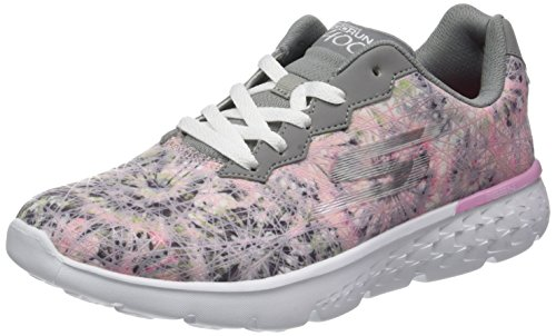 Gry Lt pnk 400 Velocity Go Damen Skechers Fitnessschuhe Pink Performance Run Outdoor q1fB7RwO