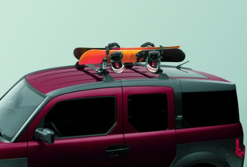 Genuine Honda Accessories 08L03-E09-100B Snowboard Attachment